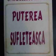 Puterea Sufleteasca - C. Radulescu Motru ,541295