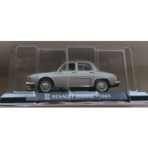 Macheta Renault Ondine 1961 - AutoPlus 1/43