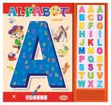 Carte cu sunete. Alfabet (+poezii)