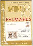 bnk fil Palmares Nationala `78 Bucuresti 1978