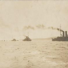 Flota austro-ungara din Marea Adriatica fotografie Primul Razboi Mondial