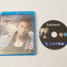 Film Blu-ray bluray i Robot