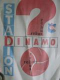 Revista Dinamo Bucuresti (Stadion), anii 80