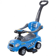 Masinuta Multifunctionala Coupe Albastra