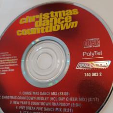 CHRISTMAS DANCE COUNTDOWN  -   CD