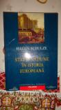 Stat si natiune in istoria europeana an2003/350pagini- Hagen Schulze