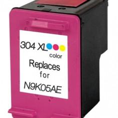 Cartus cerneala compatibil HP 304XL ( N9K07AE ) Color