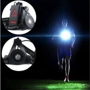 Lanterna LED 180 Lumeni Cu Ham Pentru Alergare