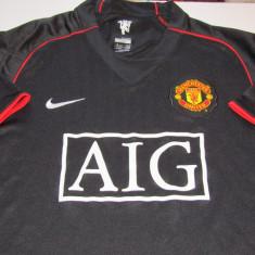 Tricou NIKE fotbal - MANCHESTER UNITED (Anglia), M, Din imagine, De club