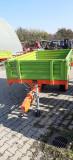 Remorca 2 tone basculabila spate