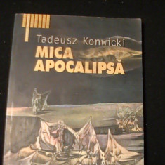 MICA APOCALIPSA-KONWICKI-TRAD. AURA TAPU-207 PG-