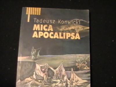 MICA APOCALIPSA-KONWICKI-TRAD. AURA TAPU-207 PG- foto