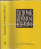 Dictionar De Termeni Literari - Al. Sandulescu