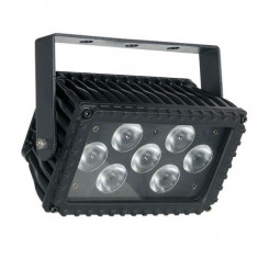 Proiector LED de exterior IP65 Showtec Cameleon Flood 7RGB
