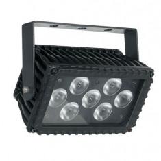 Proiector LED de exterior IP65 Showtec Cameleon Flood 7RGB