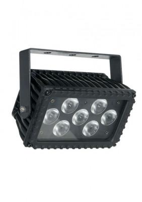 Proiector LED de exterior IP65 Showtec Cameleon Flood 7RGB foto