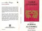 JURNAL ALCHIMIC - VASILE LOVINESCU