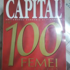 Capital, Nr. 2, 2005, 100 femei de succes