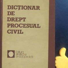 Dictionar de drept procesual civil Mircea N. Costin