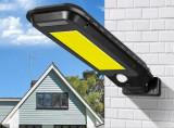 Lampa Solara LED COB Senzor Miscare Unghi De Inductie 120 Grade 100 COB T-210A