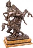 Centaur - statueta din bronz pe soclu din marmura UP-9