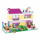 Set cuburi Lego,actual investing, Model vila cu 2 etaje, 771 piese