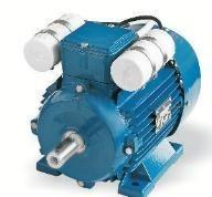 Motor electric monofazat 3kW, 1500rpm, MMF-CS Electroprecizia