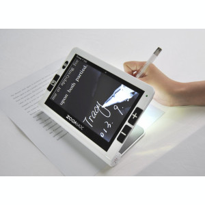 "Lupa video portabila SNOW 7 HD PLUS TTS cu display de 7"""