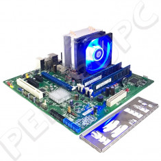 OFERTA! Kit Intel DQ67SW + i5 2500 3.3GHz + 8GB DDR3 + Cooler LED Nou USB 3.0, Pentru INTEL, 1155, DDR 3