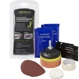 Kit polish faruri profesional restaurare cu tratament sealant protectie UV