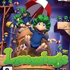 Joc PS2 Lemmings
