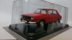 Macheta Dacia 1300 1970 1/24 - Hachette Automobile de neuitat foto