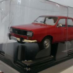 Macheta Dacia 1300 1970 1/24 - Hachette Automobile de neuitat