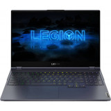 Laptop Lenovo Legion 7 15IMH05 15.6 inch FHD Intel Core i5-10300H 16GB DDR4 512GB SSD nVidia GeForce GTX 1660 Ti 6GB Free Dos Slate Grey