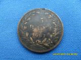 5 BANI 1867- HEATON