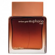 Calvin Klein Euphoria Amber Gold Eau de Parfum pentru bărbați 100 ml