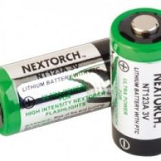 Set 2 baterii CR123A-2P