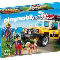 Salvatori montani cu camion - Playmobil