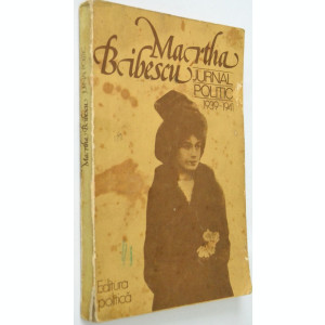 Martha Bibescu - Jurnal Politic 1939 - 1941