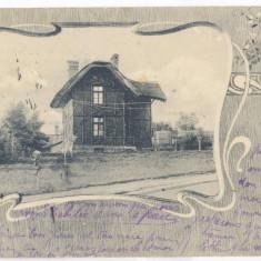 4307 - CRAIOVA, Litho, Romania - old postcard - used - 1902, Circulata, Printata