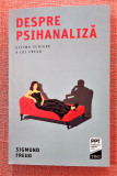 Despre psihanaliza. Ultima scriere a lui Freud - Sigmund Freud, Trei, 2019