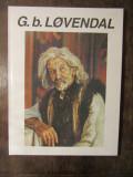 G.B.LOVENDAL  .ALBUM