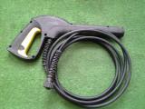 Karcher / pistol + furtun 4 m aparat de spalat cu presiune