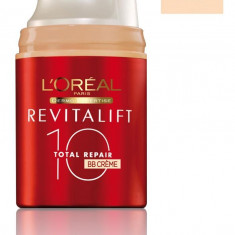 BB Cream Antirid L OREAL REVITALIFT Total Repair 10 LIGHT 50 ml