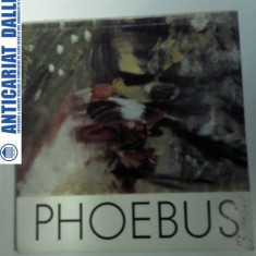 ALEX. PHOEBUS -album de D.DANCU -( format mic )