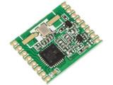 Modul: RF emiţător-receptor FM FSK 433,92MHz SPI 1,8÷3,6VDC RFM69HW-433S2