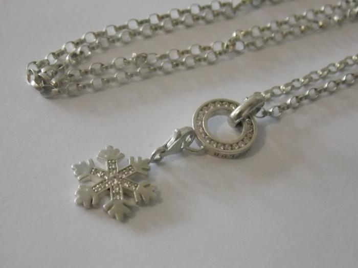 Lantisor si pandant argint Thomas Sabo -7048
