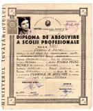CERTIFICAT DE MUNCITOR CALIFICAT  DIPLOMA DE  MESERIA DE SILOZIER BRAILA 1966, Documente
