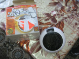 Cumpara ieftin Mini aeroterma Thermo heater,600w, lipsa telecomanda