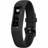Bratara fitness Garmin Vivosmart 4, Small/Medium, Black/Slate